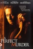 A Perfect Murder DVD Release Date
