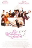 Four Weddings and a Funeral DVD Release Date
