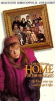 Home for the Holidays DVD Release Date
