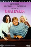 Legal Eagles DVD Release Date