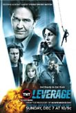Leverage: The Fourth Season DVD Release Date