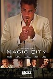 Magic City: The Complete First Season DVD Release Date