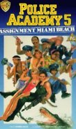 Police Academy 5: Assignment: Miami Beach DVD Release Date