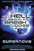 Supernova DVD Release Date