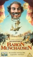 The Adventures of Baron Munchausen DVD Release Date