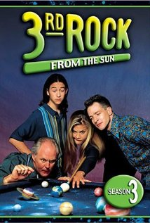 3rd Rock from the Sun (TV Series 1996-2001) DVD Release Date