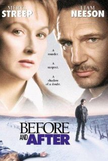 Before and After (1996) DVD Release Date