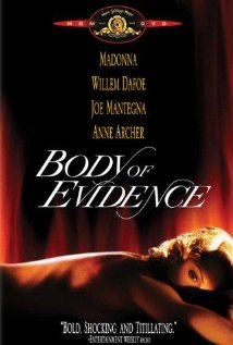 Body of Evidence (1993) DVD Release Date
