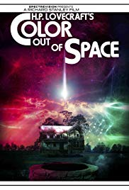 Color Out of Space DVD Release Date