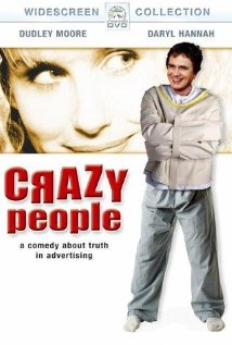 Crazy People (1990) DVD Release Date