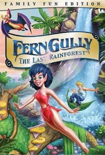 FernGully: The Last Rainforest (1992) DVD Release Date