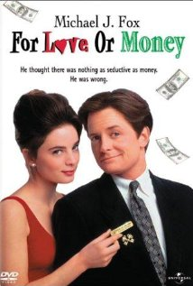 For Love or Money (1993) DVD Release Date