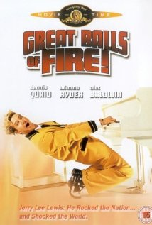 Great Balls of Fire! (1989) DVD Release Date