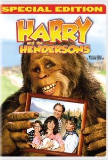 Harry and the Hendersons (1987) DVD Release Date