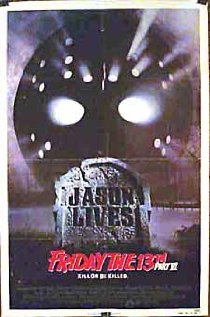 Jason Lives: Friday the 13th Part VI (1986) DVD Release Date