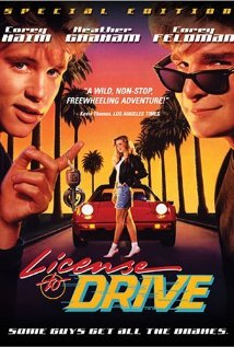 License to Drive (1988) DVD Release Date