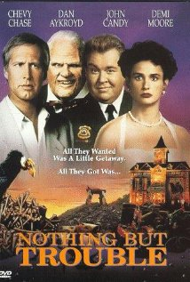 Nothing But Trouble (1991) DVD Release Date