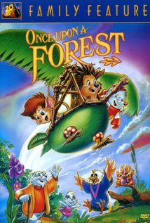 Once Upon a Forest (1993) DVD Release Date