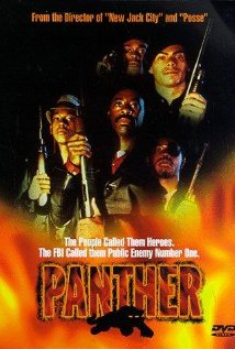 Panther (1995) DVD Release Date