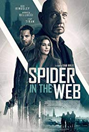 Spider in the Web (2019) DVD Release Date