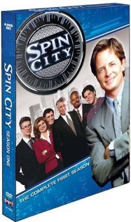 Spin City (TV Series 1996-2002) DVD Release Date
