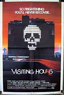Visiting Hours (1982) DVD Release Date