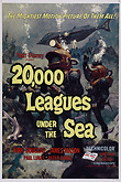 20000 Leagues Under the Sea DVD Release Date