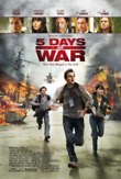 5 Days of War DVD Release Date