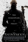 Anonymous DVD Release Date
