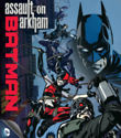 Batman: Assault on Arkham Blu-ray release date