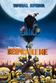 Despicable Me [Blu-ray 3D Combo Pack [Blu-ray 3D + Blu-ray + DVD + Digital Copy + UltraViolet]] DVD Release Date