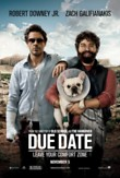 Due Date DVD Release Date