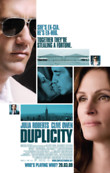 Duplicity DVD Release Date
