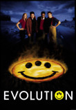 Evolution DVD Release Date