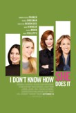 I Don&#039;t Know How She Does It DVD Release Date