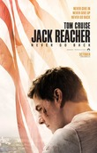Jack Reacher 2 Never Go Back Blu-ray release date