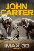 John Carter [Four-Disc Combo: Blu-ray 3D/Blu-ray/DVD + Digital Copy] DVD Release Date