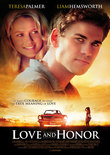 Love and Honor DVD Release Date