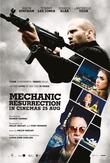 Mechanic 2: Resurrection DVD Release Date