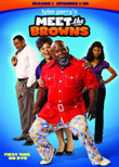 Tyler Perry's Meet The Browns: Season 4 DVD Release Date