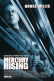 Mercury Rising DVD Release Date