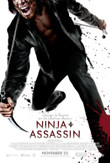 Ninja Assassin Blu-ray release date