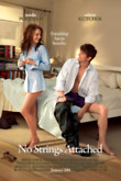 No Strings Attached DVD Release Date