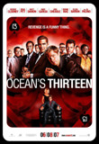 Ocean&#039;s Thirteen DVD Release Date