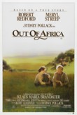 Out of Africa DVD Release Date