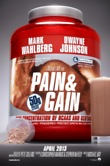 Pain & Gain Blu-ray release date
