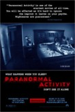 Paranormal Activity DVD Release Date