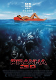 Piranha [Blu-ray 3D] DVD Release Date