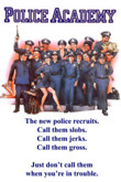 Police Academy DVD Release Date