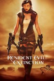 Resident Evil: Extinction DVD Release Date